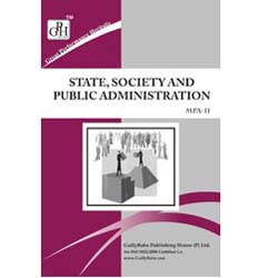IGNOU MA Public Administration Books