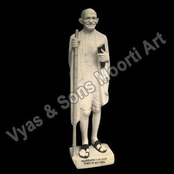 Mahatma Gandhi Marble Statues