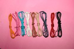 Multicolored Waxed Cotton Cords For Paper Bag Handles