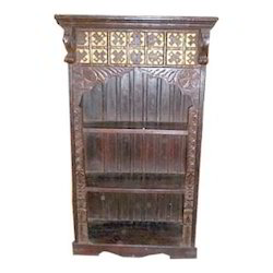 Old Style Mehrab Bookcase