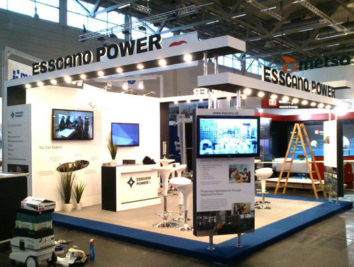 Exhibition Stand Or Booth : Customized exhibition stands booth exhibit service provider from
