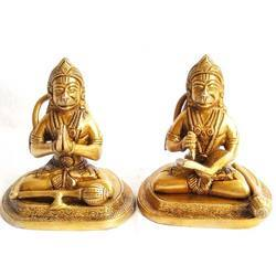 Hanuman Statues In Meditation