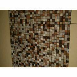 Glass Mosaic Golden