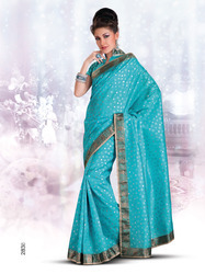 Net Wear Sarees