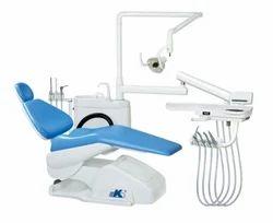 Рис. 1 Стоматологическая установка AL 398 FA, AOL (Foshan Anle, Китай).  Блок врача на 5 инструментов оснащен...