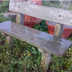 Cement Benches