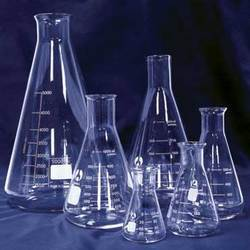 Glass Labware Conical Flask Manufacturer From Ambala