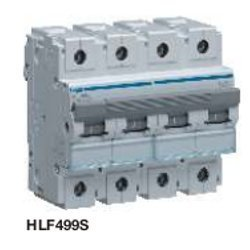 Miniature Circuit Breakers  Type HLF---S