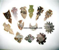 Agate Arrowhead- Gemstone