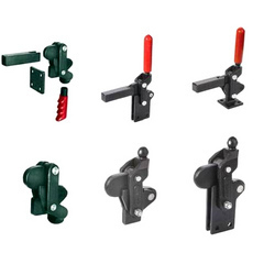H V Series Clamps