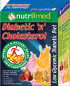 Nutrimed Diabetic 'N' Cholesterol