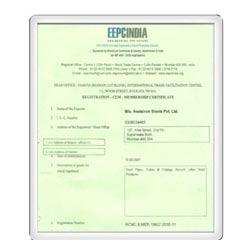 Certification of EEPC India
