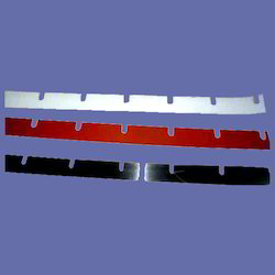 Nylon/ Fibre / Steel Scrapper Blade For Carding Machine