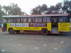 Apsrtc Bus Advertising (Full Bus Painting)