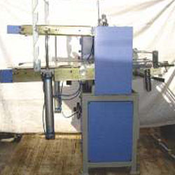 Knife Pleating Machine With Pneumatic Pressing