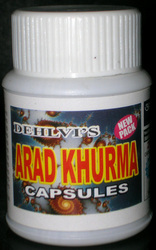 Arad Khurma Capsules