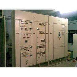 MCC & PLC Panel
