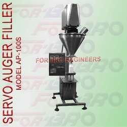 Servo Auger Filler