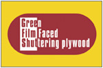 Green Film Faced Shuttering Plywood