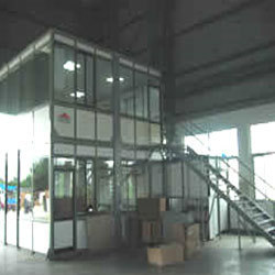 portable prefabricated building