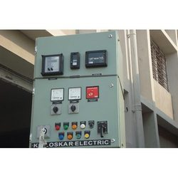 Transformer  VCB Installation
