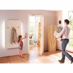 Automatic Swing Door With EC Turn