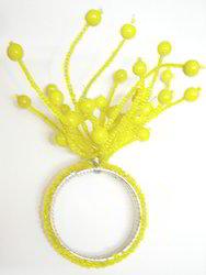 Beaded Napkin Ring