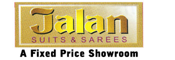 Jalan Suits & Sarees