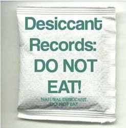 Desiccant & Chemicals