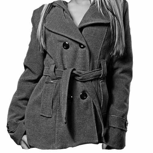 Ladies coats long