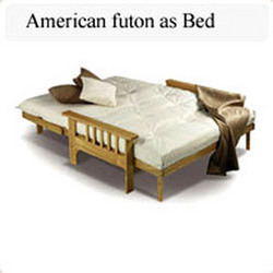 Sofa-cum Bed (Model Futons)