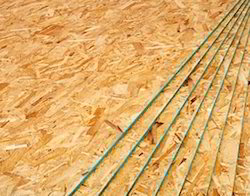 Oriented Strand Boards- OSB