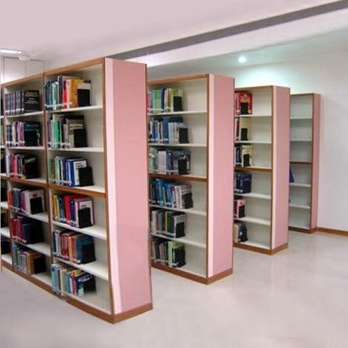 Library Book Racks
