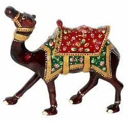 Metal Meenakari Camel