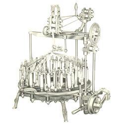 Spindles Braiding Machines