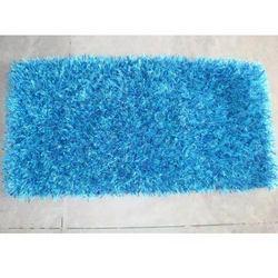 Blue Shaggy Rugs