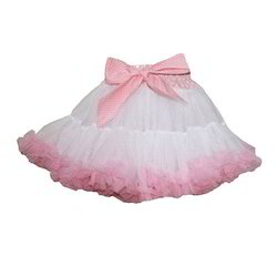 Girls Mini Frilled Skirts