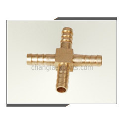 Brass Gas Pipe Fitting