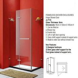 Shower Enclosure L Type