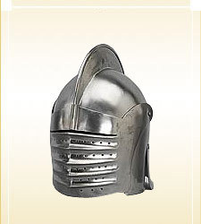 Millanese Armor Helmet, Medieval Knights Helmet