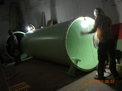 FRP Chemical Tanks & FRP Storage Tank