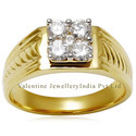 Men Gold Ring