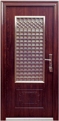 I-leaf Security Steel Door
