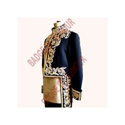 Fashionable Thread Embroidery Coats