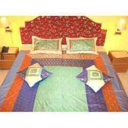 Multi Color Bed Cover