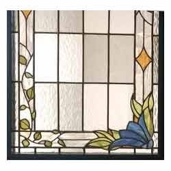 stained glass window lead came