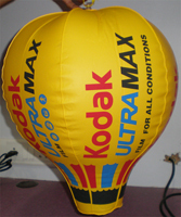 Dangler Pvc Balloon Kodak