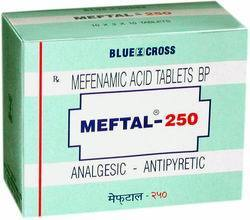 Meftal 250 Mefenamic Acid Tablets