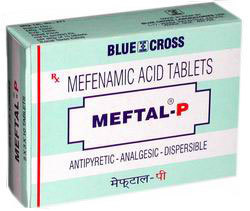 Meftal - P Tablets