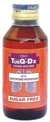 Tusq- Dx Cough Syrup (Sugar Free)